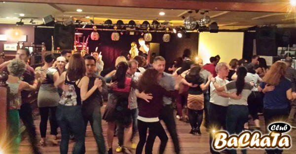 Classes at Club Bachata